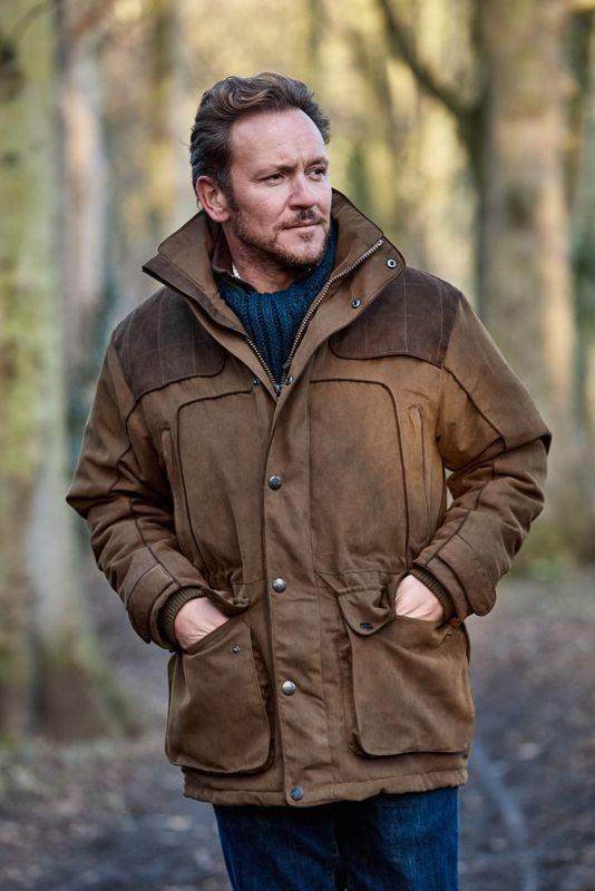 Sherwood Forest Kensington Mens Jacket Country / Shooting Wear