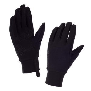 Sealskinz Ladies Chester Riding Gloves in Black