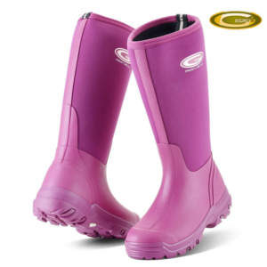 Grubs Frostline Fuchsia 5.0 Ladies Wellington Boots