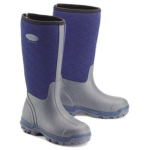 Grubs Iceline 8.5 Wellington Boots – Navy Blue
