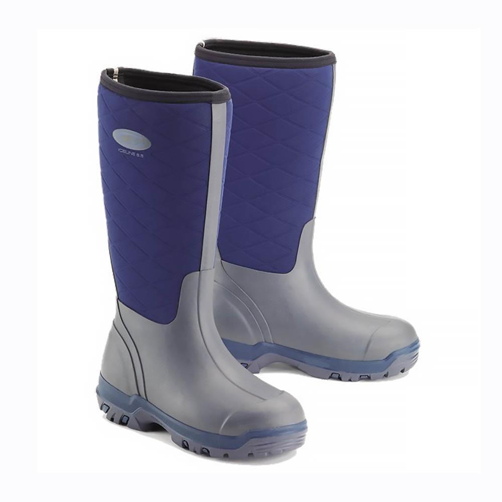 Grubs Iceline 8.5 Wellington Boots – Navy Blue