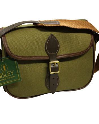 Bisley Canvas Cartridge Bag – 100 – Green