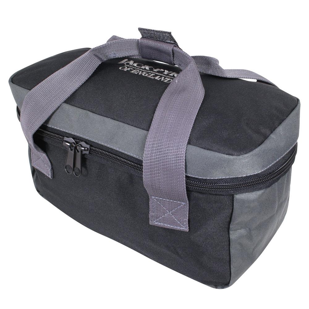 Jack Pyke Sporting Cartridge Carrier Bag In Black & Grey