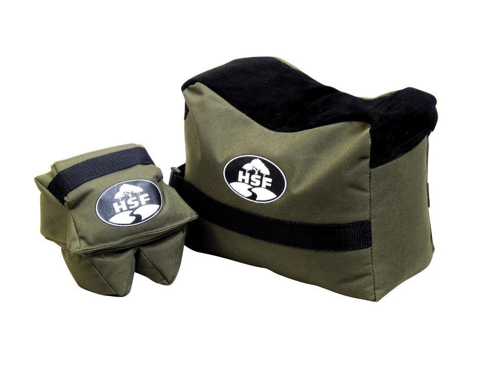 HSF Rifle/Shotgun BENCHREST BAG FRONT LARGE