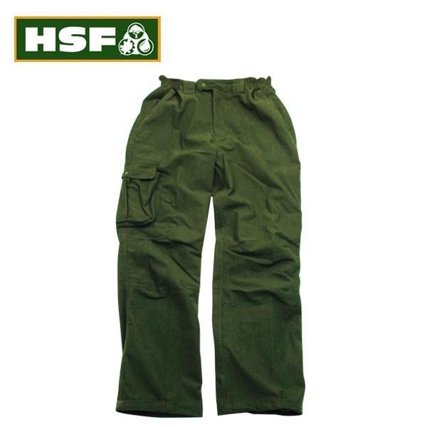 HSF Sherpa Trousers - Moss Green