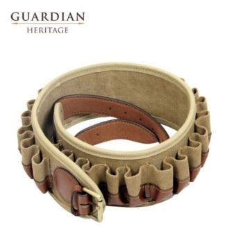 Guardian Heritage Canvas Cartridge Belt 12g
