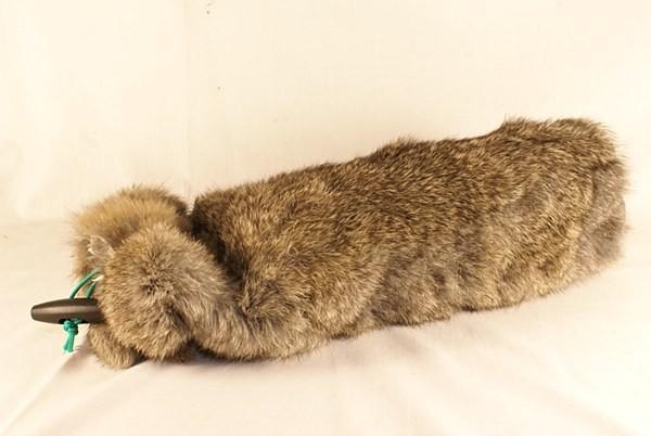 Gundog Training Aid/ 1lb Rabbit Skin Dummy
