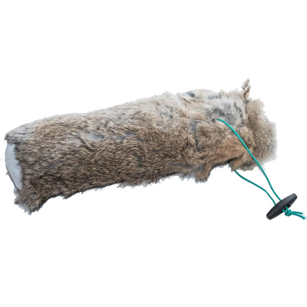 Gundog Training Aid 1lb Rabbit Skin Dummy