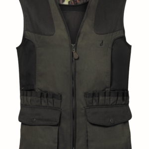 "Percussion Gilet/Vest ""Traditional"" with external cartridge holders"