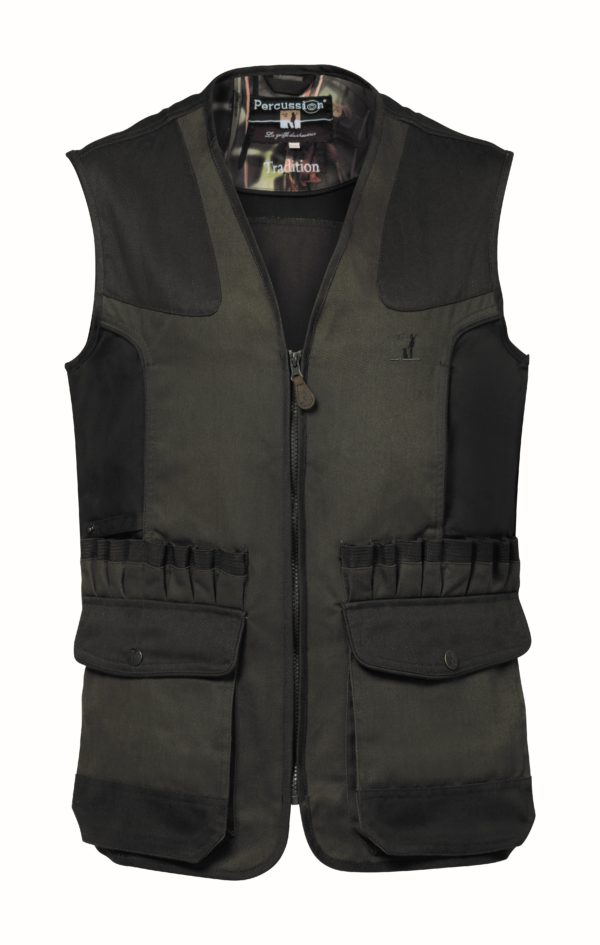 """Percussion Gilet/Vest """"Traditional"""" New style"""