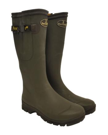 Percussion Neoprene Hunting Wellington Boots