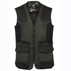 "Percussion Gilet Vest ""Traditional"" with external cartridge holders"