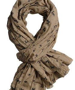 Verney-Carron Cheche Scarf, Shooting, Hunting In Beige
