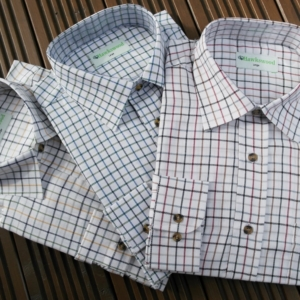 Hawkswood Country Classics Long Sleeve Checked Shirts Tattersall