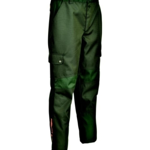 Percussion Hunting Trousers Fuseau Predator R2 Khaki
