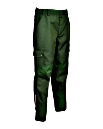Percussion Hunting Trousers Fuseau Predator R2 Khaki