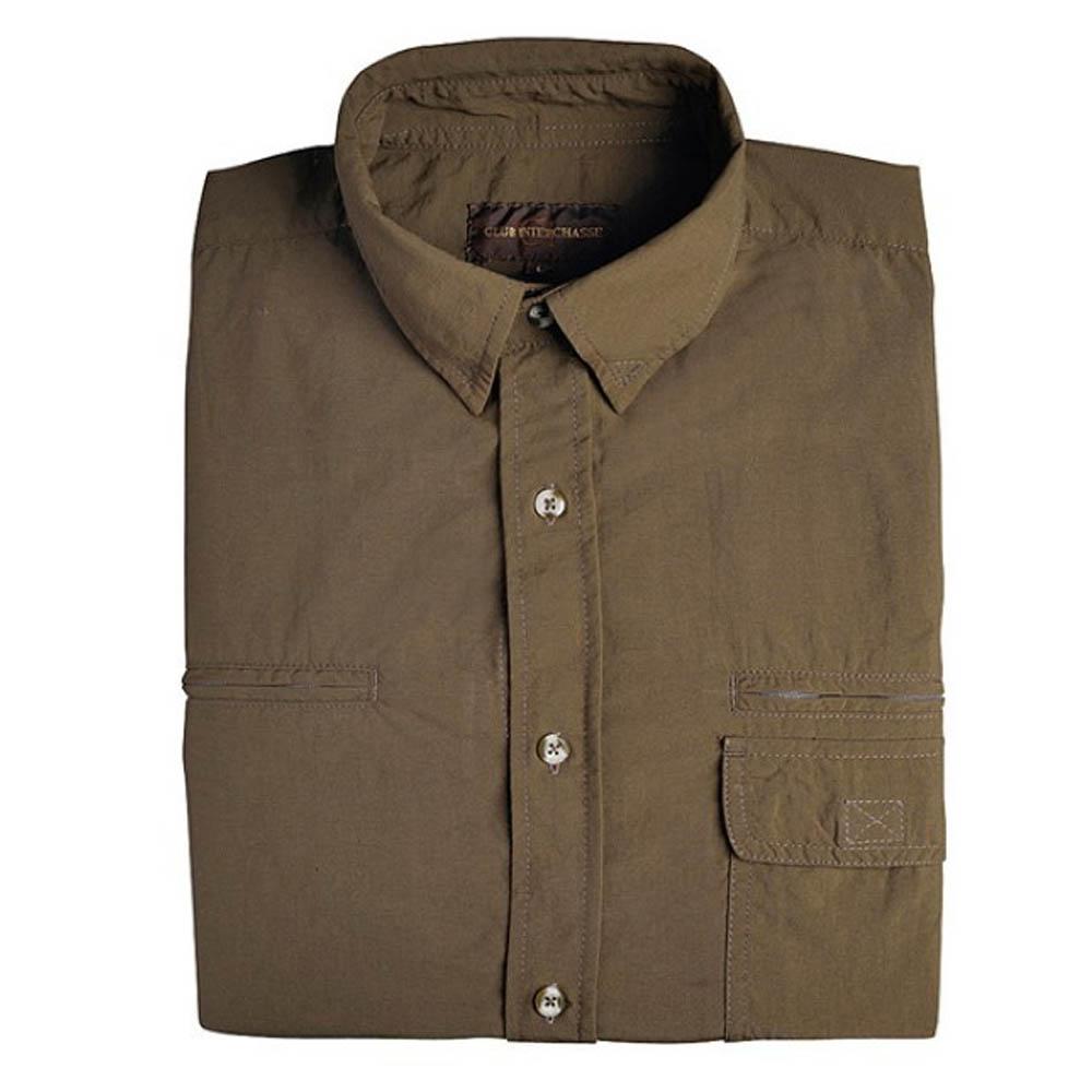 Club Interchasse Nathan Brown Shirt