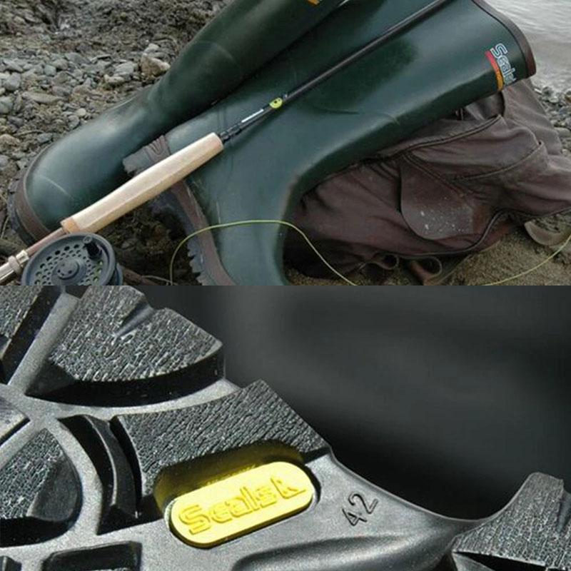seals thermax wellington boots
