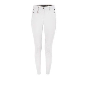 Pikeur Sundari womens riding breeches In White
