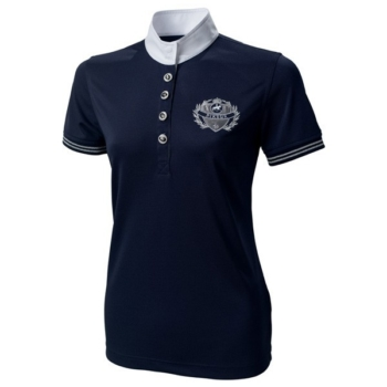 Pikeur Ladies Navy Competition Show Shirt