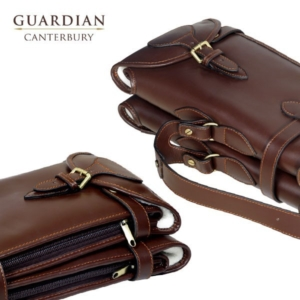 GUARDIAN ELITE LUXIAN LEATHER DOUBLE SHOTGUN SLIP