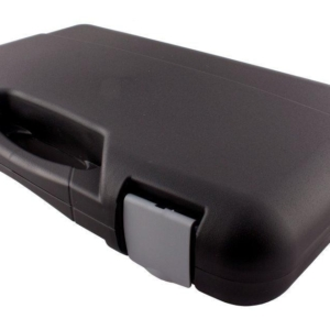 Solutions Large Eggshell Foam Padded Hard Pistol Carry Case