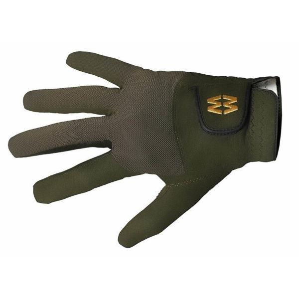 MacWet Shooting Gloves Non Slip All Grip Long Cuff Sports Glove