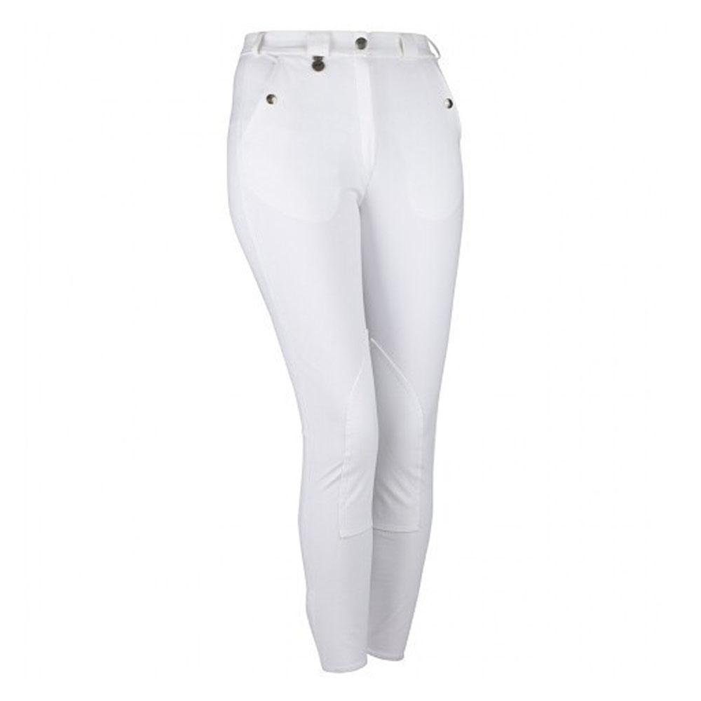 Pikeur Montana Ladies Breeches In White