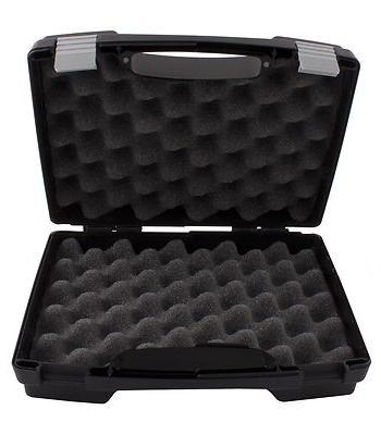 Solutions Small Black Pistol Case 25 X 18 X 7