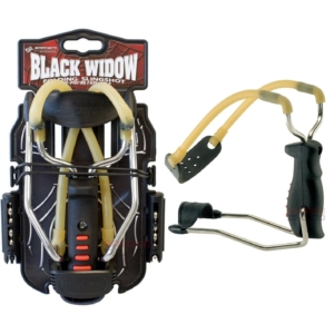 Barnett Black Widow Slingshot Catapult