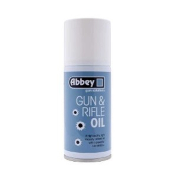 Abbey GUN & RIFLE OIL SPRAY 150ml