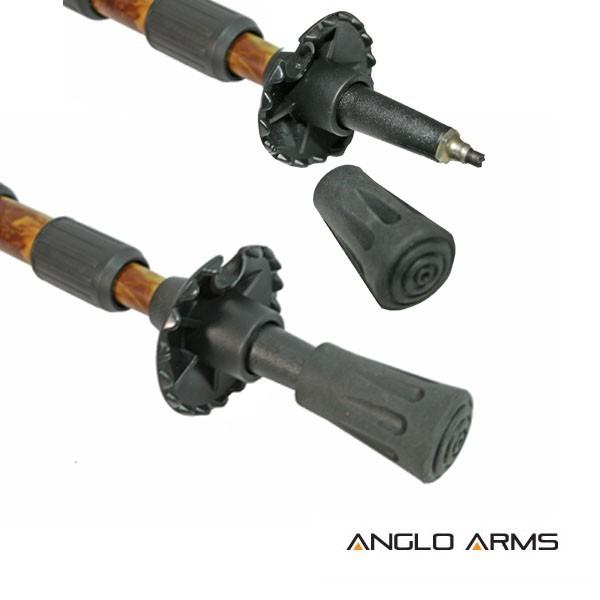 Adjustable Camo Air Rifle Stick Monopod