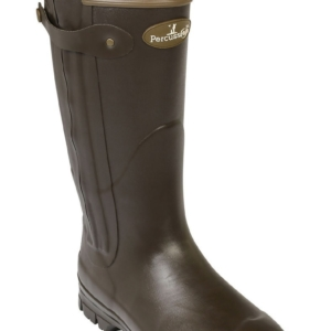 Percussion Rambouillet Full Zip Wellington Boots