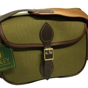 Bisley Canvas Cartridge Bag - 75 - Green