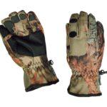Percussion CAMO Neoprene Shooting Gloves