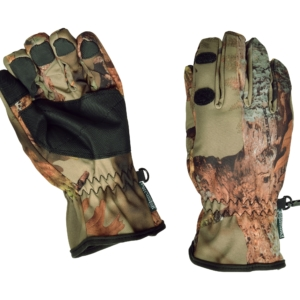 Percussion CAMO Neoprene Shooting Gloves