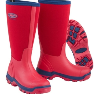Grubs Frostline 5.0 Wellington Boots in Raspberry