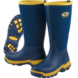 Grubs Frostline 5.0 Wellington Boots in Blueberry