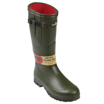 Percussion Sologne Wellington Boots Neoprene