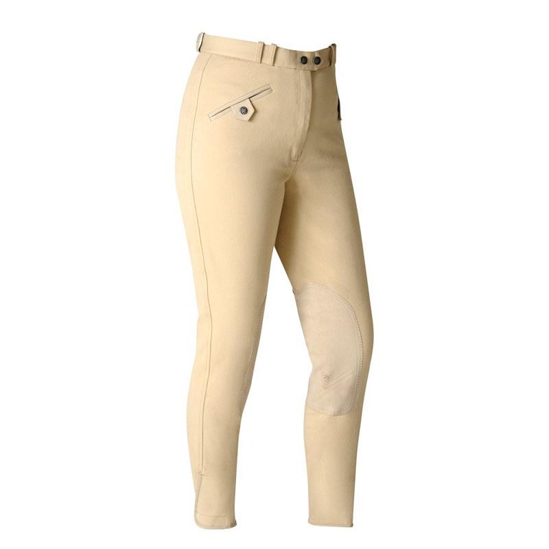 Nicolas Touzaint Ladies Amazone Breeches beige