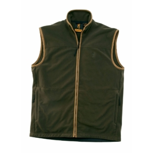 Browning Windsor Fleece Vest/Gilet -Green