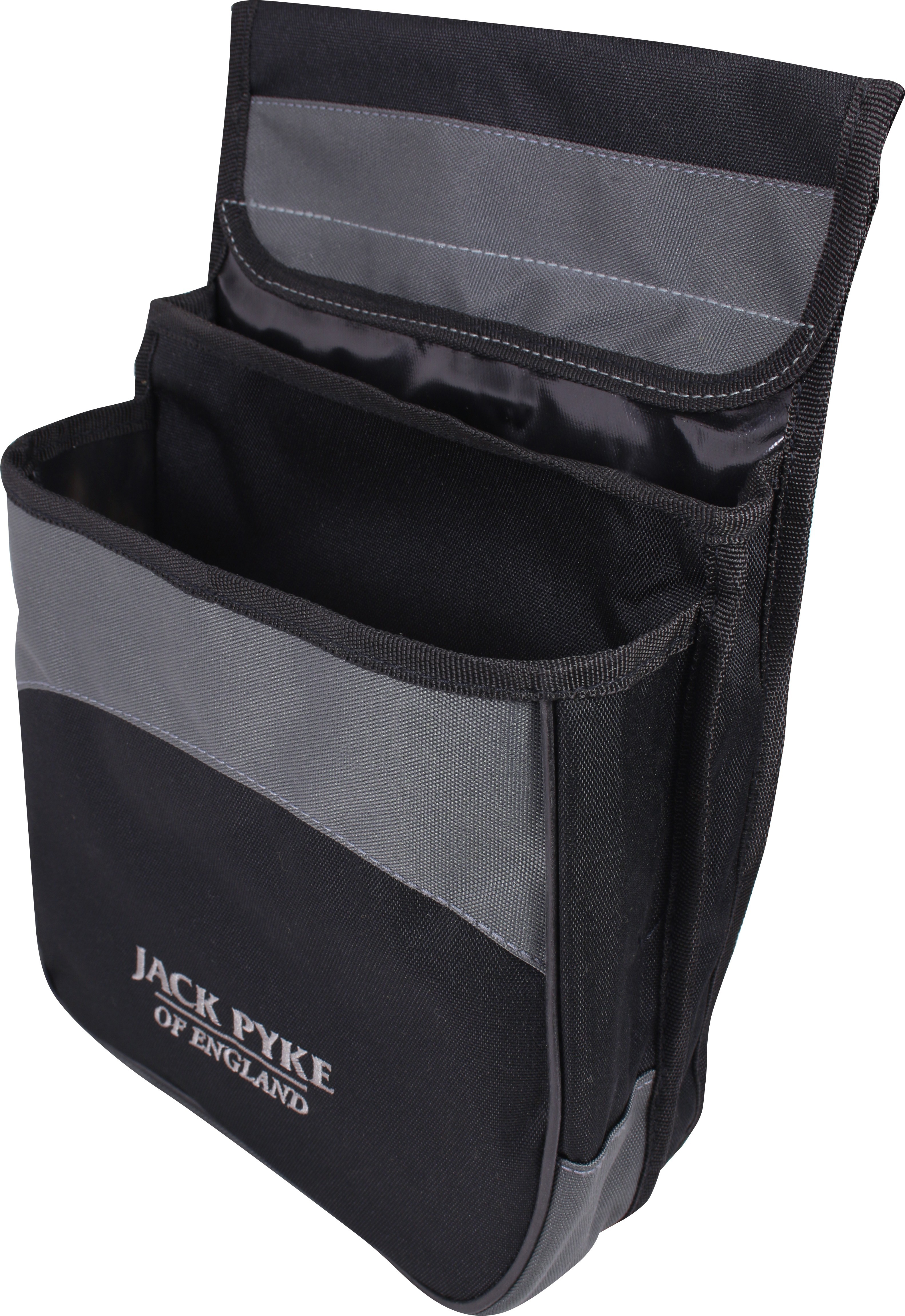 Jack Pyke Sporting Range The Black   Grey Cartridge Pouch