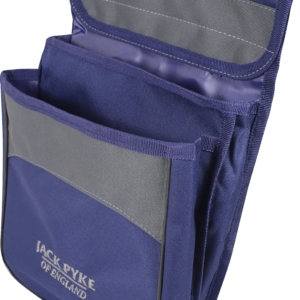 Jack Pyke Sporting Range The Navy & Grey Cartridge Pouch holds appox 60 shells