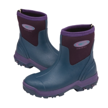 Grubs Midline Violet ladies 5.0 Wellington Boot