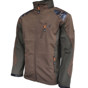 Mens Percussion Soft Shell Hunting Jacket Waterproof