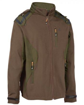 Percussion Soft Shell jacket