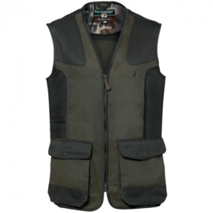 "Children's Percussion ""Tradition"" Shooting Hunting Waistcoat Vest/Gilet Khaki Green New design for 2017/2018."