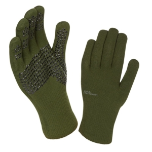 Sealskinz Ultra Grip Glove with Merino wool