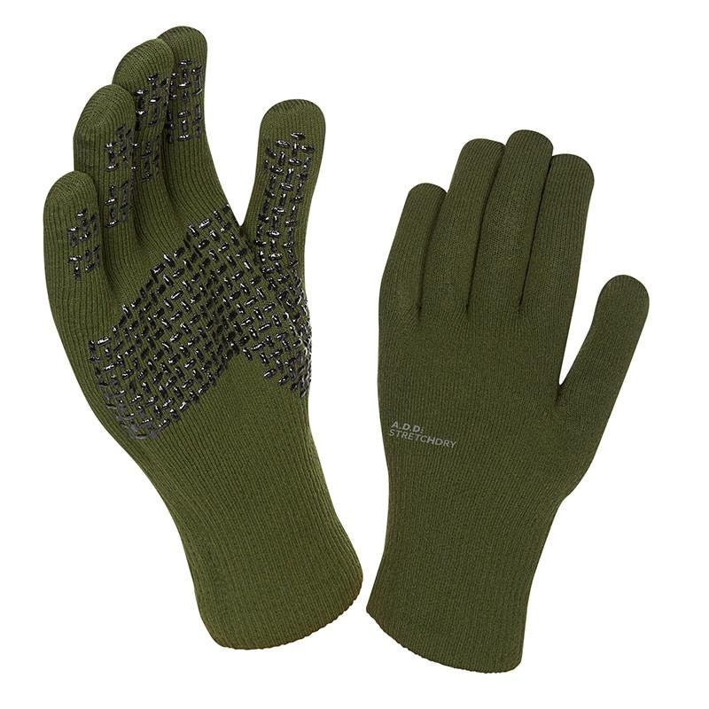 Sealskinz Ultra Grip Glove with Merino wool