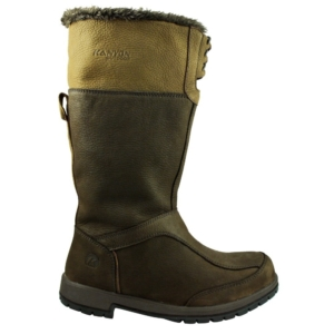 Kanyon Alder mid country boots waterproof riding yard Boots fur tops